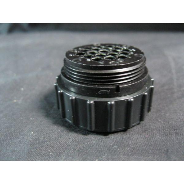 NEWARK 0720-03614 CONNECTOR  BULKHEAD  SLURRY PUMP DRIVER UMBILICAL CABLE AMP  NEWARK 211770-2