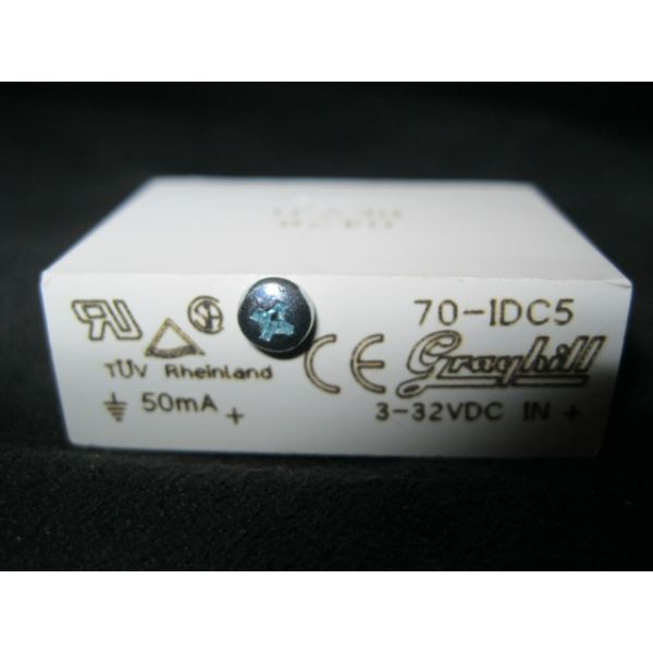 GRAYHILL 70-IDC5 MODULES INPUT SSR-IDC-5 70-IDC5