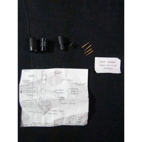 CONXALL 70-0010-173 2ONN Mini 4-Pin Crimp 13 SH ONTRAK 70-0010-173