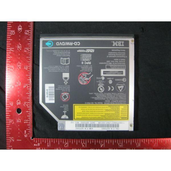 IBM 92P5993 CD-RWDVD COMO SLIM DRIVE