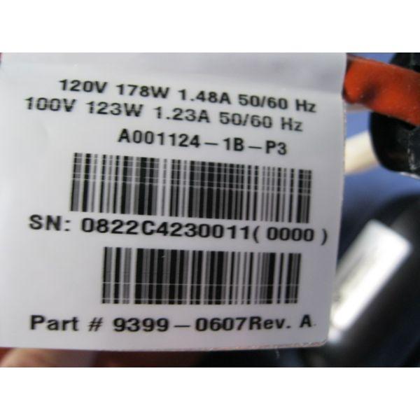 MKS-HPS DIVISION 9399-0607 HEATER FLANGE HORN F1 JALAPEN