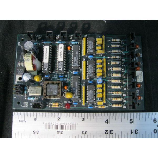 PROCONICS INTERNATIONAL A0975400 PCB ENCODER TAXI BCMSRCMS
