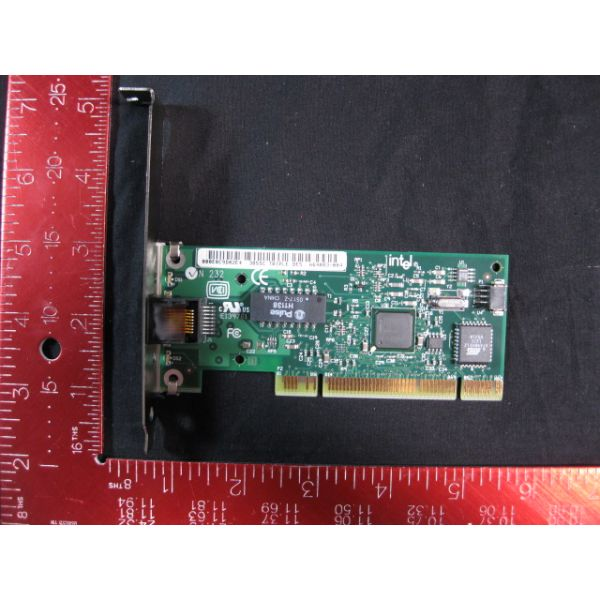 INTEL A64083-004 10100 NETWORK PCI CARD