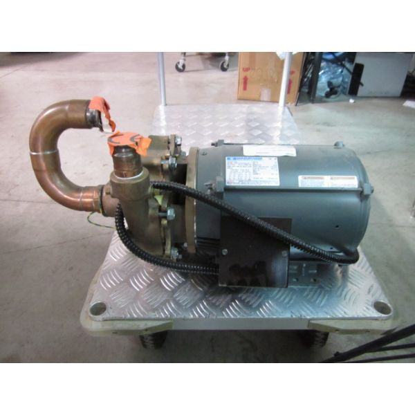 RUSSELL A712AB RUSSELL A712AB PUMP MARATHON  M323 MOTOR PUMP IMPO 737 OPTIONS SIL CARBVITON MOTOR FR