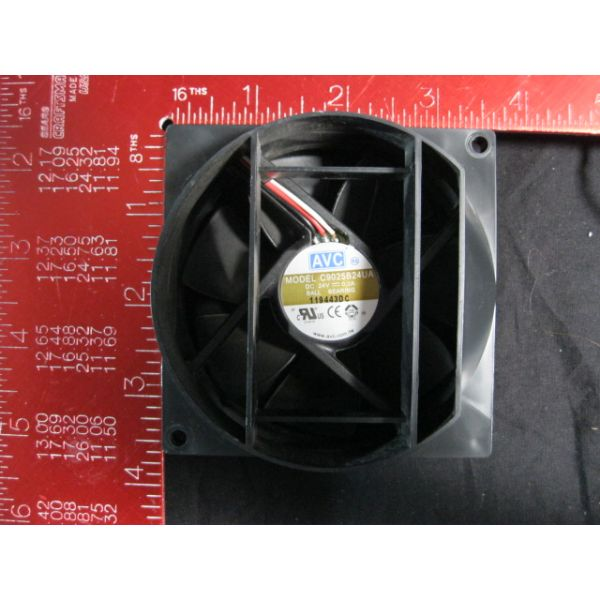 AVC C9025B24UA DC 24V 03A BALL BEARING COOLING FAN