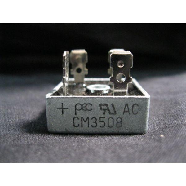 PEC CM3508 BRIDGE 800V 35A SINGLE-PHASE