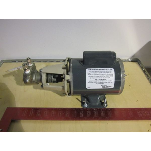 Teledyne 5KC36LN18J Electric AC Motor