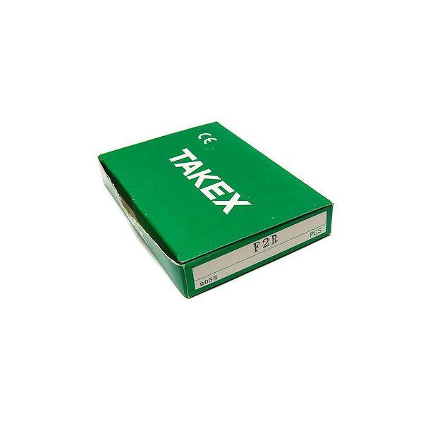 TAKEX F2R Amplifier Light OnDark On NPNPNP Thru-Beam or Reflective Depending on Fiber Cable