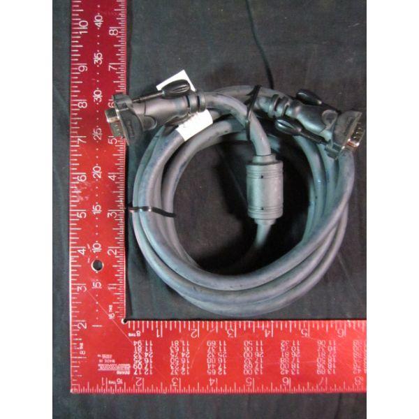 BELKIN F3H982-10 CBL VIDEO MONITOR 10  VGASVGA MNTR CBL WCOAX HDDB15MHDDB15M 10 SH