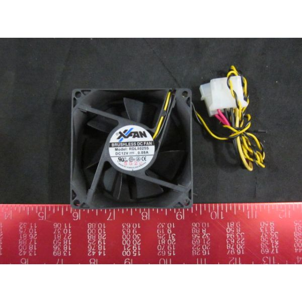 FU JIAN F802512SM Kalos PC Box Rear Fan