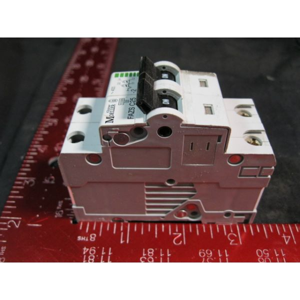 KLOCKNER-MOELLER FAZS-C25-2 CIRCUIT BREAKER FAZS 225A 2P