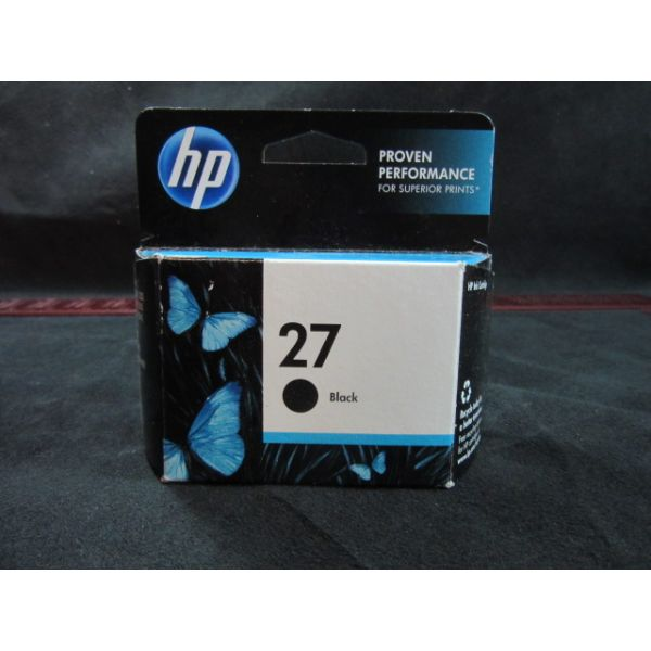 HP C8727AN HP 27 Black Original Ink Cartride C8727AN