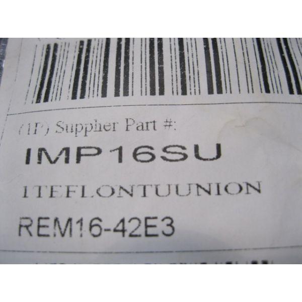 MEACON IMP16SU UNION 1X1 TUBE TEFLON