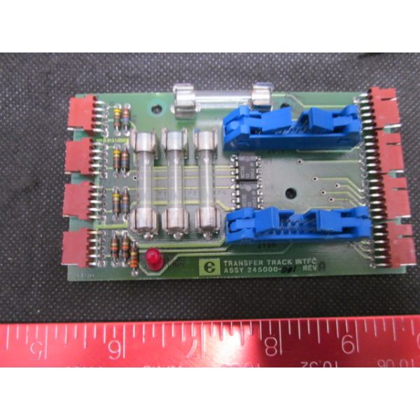 ELECTROGLAS LP 12-450 PCB  INKER POWER SUPPLY ELECTROGLASAUTO PRO