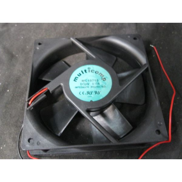 MULTICOMP MC19710 FAN 24VDC 017A