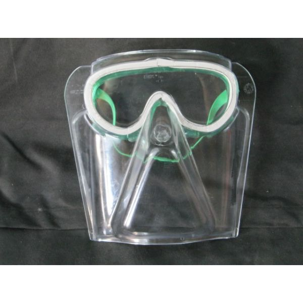 ALLSAFE MONOGOGGLE FACESHIELD ALLSAFE MONOGOGGLE HAZARDOUS MATERIAL - PAINTBALL FULL FACE SHIELD