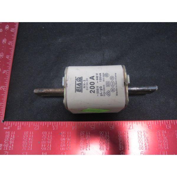 EIA NH-2 200-AMP 500V FUSE NH-2 2473020