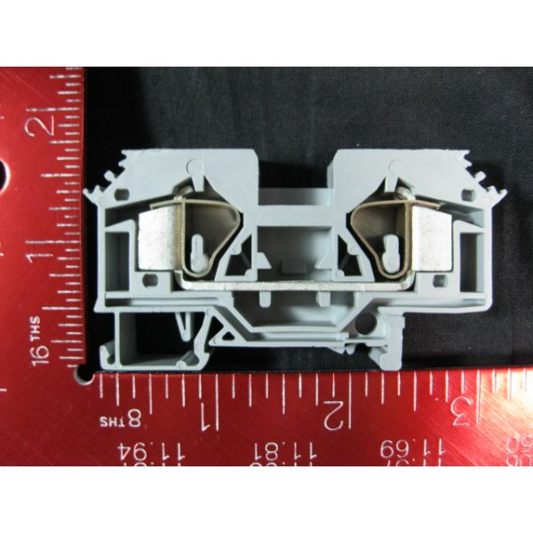 NET MERCURY NM0003-4334 IEC60947-7-1 800V 16MM2 TERMINAL BLOCK 2-POS 24-6-TB2 3 5 9 290C0002