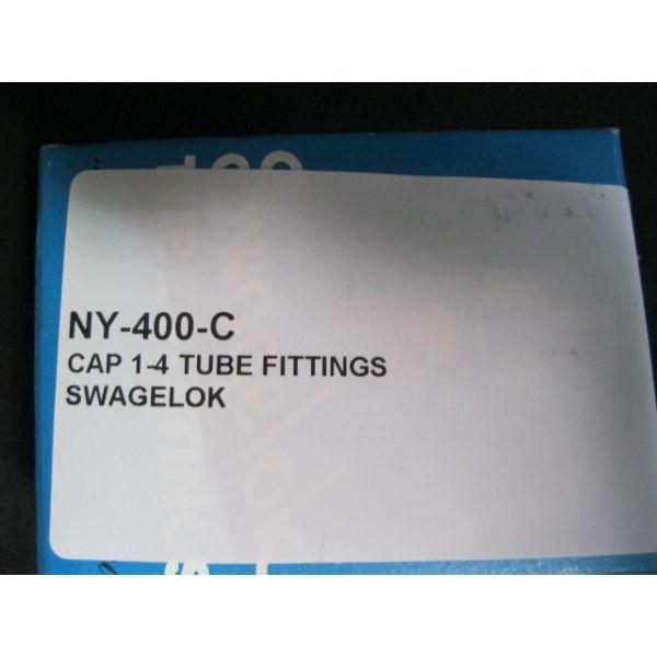 Swagelok NY-400-C CAP 1-4 TUBE FITTINGS