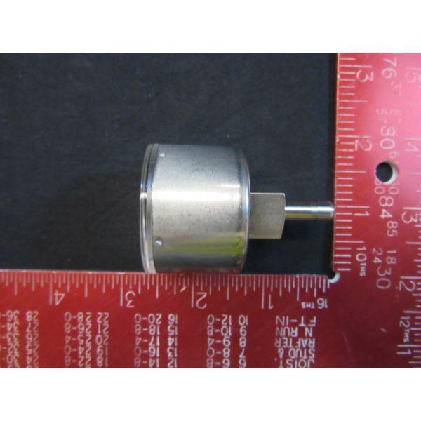 Swagelok PGI-40M-PG160-CAQX Miniature Industrial Pressure Gauge 0 to 160 psi 14 Tube Adapter