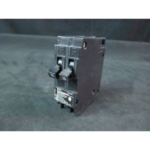 Siemens Q1515 I-T-E Circuit Breaker 2-Pole