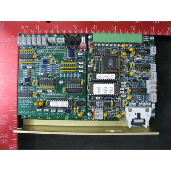 GLENTEK QT760510 GLENTEK GA5505-100211-1 AMPLIFIER VERTICAL APP