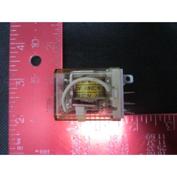 IDEC RH3B-UC-AC24V 24VAC RELAY