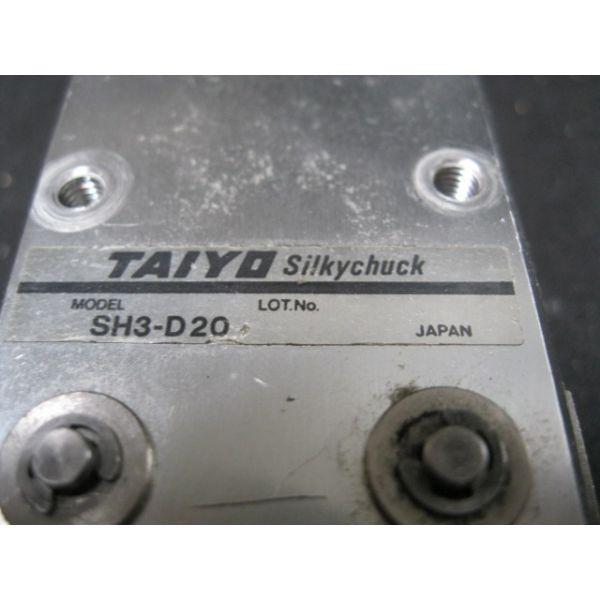TAIYO SH3-D20 CYLINDER SILKYCHUCK