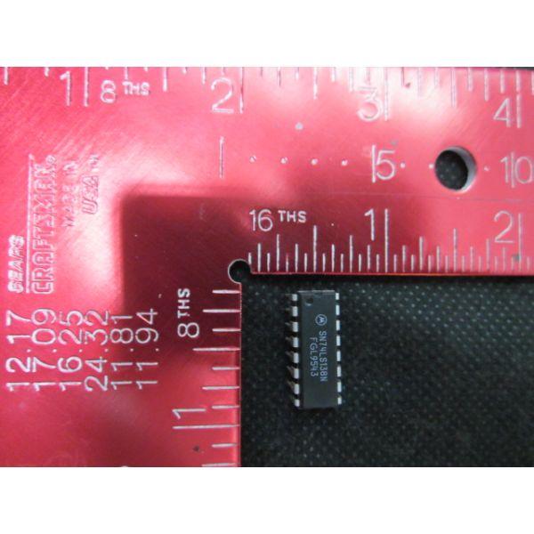 MOTOROLA SN74LS138N IC 74LS138N PN 6100083