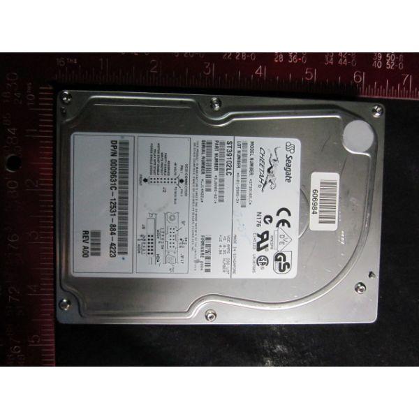 SEAGATE ST39102LC ST39102LC-SCSI Disk Drive