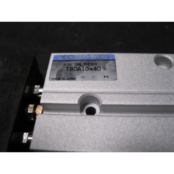 HUMPHREY TBDA10X40-ZE155A2 CYLINDER TWIN-ROD