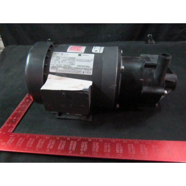 LITTLE GIANT TE-55-MD-HC Pump PP Magnetic Drive with Emerson 979350 Motor 13 HP 34502850 RPM 115230V
