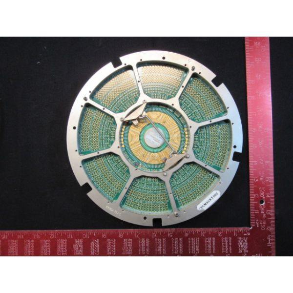 MICRO PROBE YUNA-93K CANTILEVER PROBE CARD 28 RHENIUM TUNGSTEN PROBES