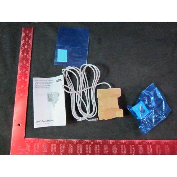 SMC ZSE50F-T2-22L-E New  Digital Pressure Switch, Operation Pressure -100.0100.0 KpA