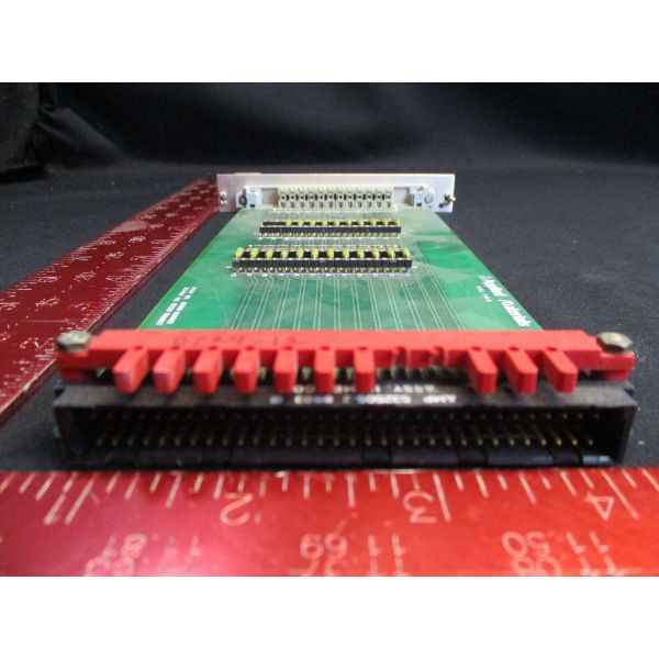 Applied Materials (AMAT) 0100-00002   FUSE BOARD, PWB ASSEMBLY PCB
