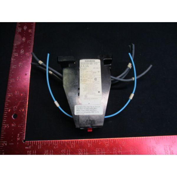 Siemens 3UA5900-1G 600V AC