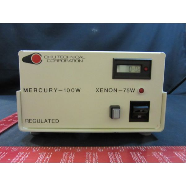 Chiu Technical Corporation MX75100T Power Supply Mercury-100W and Xenon 75-W Regulated TQ608