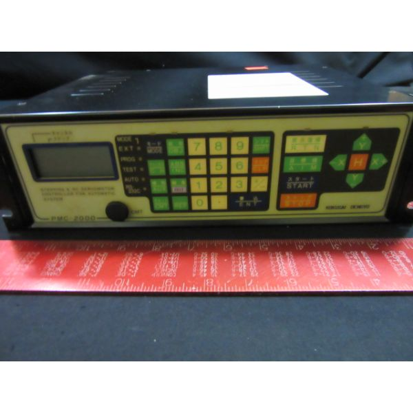 KOKUSAI DENGYO PMC-2000 MOTOR CONTROLLER (REPAIRED AND TESTED)