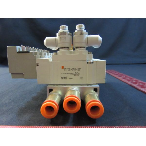 SMC SY7120-5Y0-02T VALVE SOLENOID SY7000 SOLVALVE RUBBER SEAL