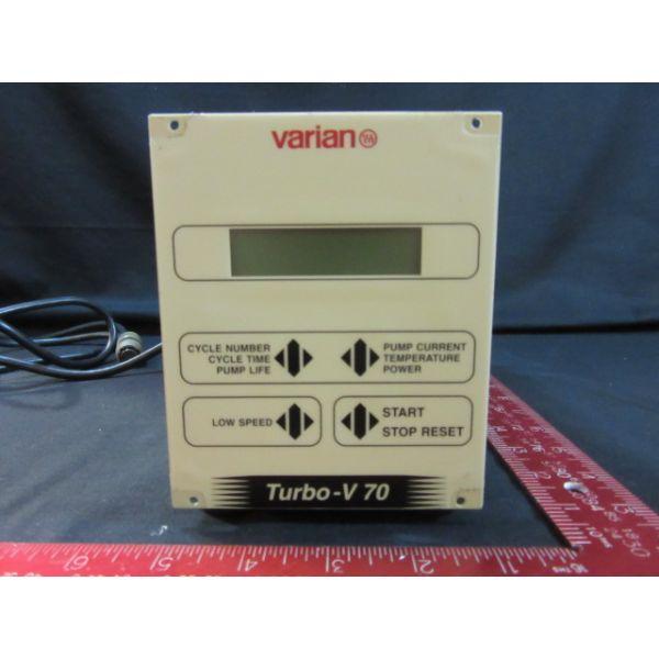 VARIAN-EATON V70 TURBO-V 70 CU PUMP CONTROLLER
