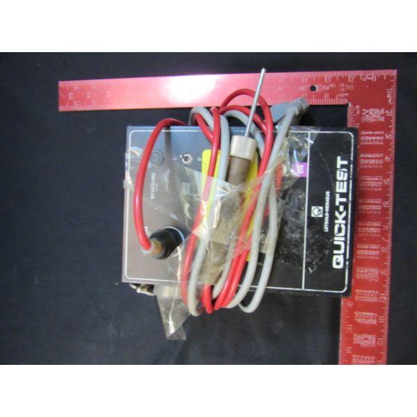 INFICON-LEYBOLD-OERLIKON VDE-0411 280 Thermovac TM21 Vacuum Controller Gauge 200230 Vac